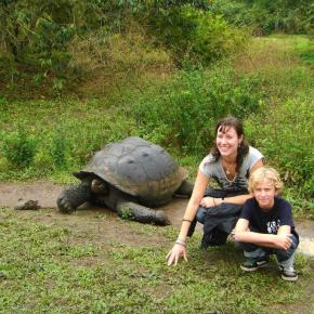 Galapagos for family