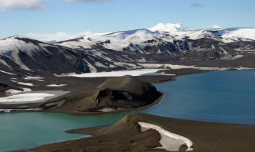 Antarktis & Deception Island