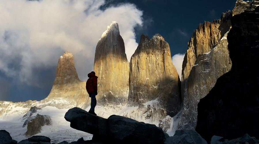 Las Torres del Paine Nationalpark