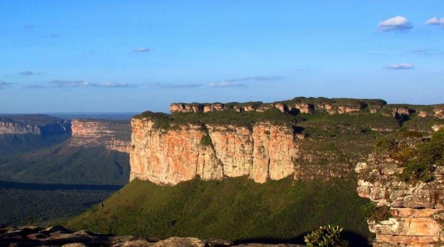 Nationalpark Chapada Diamantina