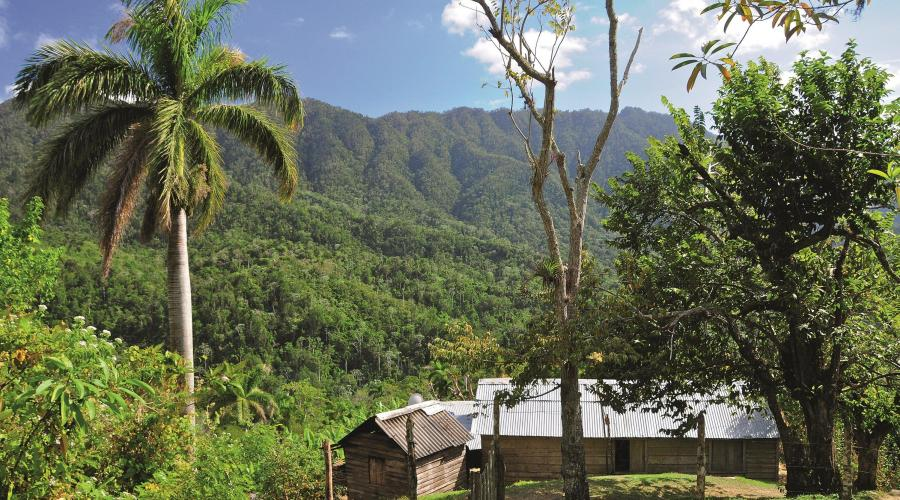 Nationalpark Sierra Maestra