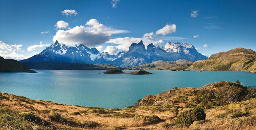 Panorama im Torres del Paine Nationalpark