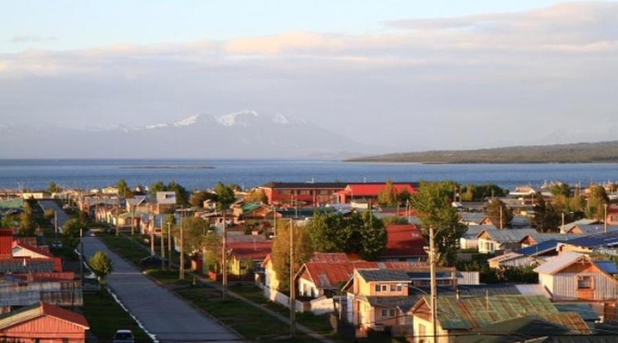 Puerto Natales Chile