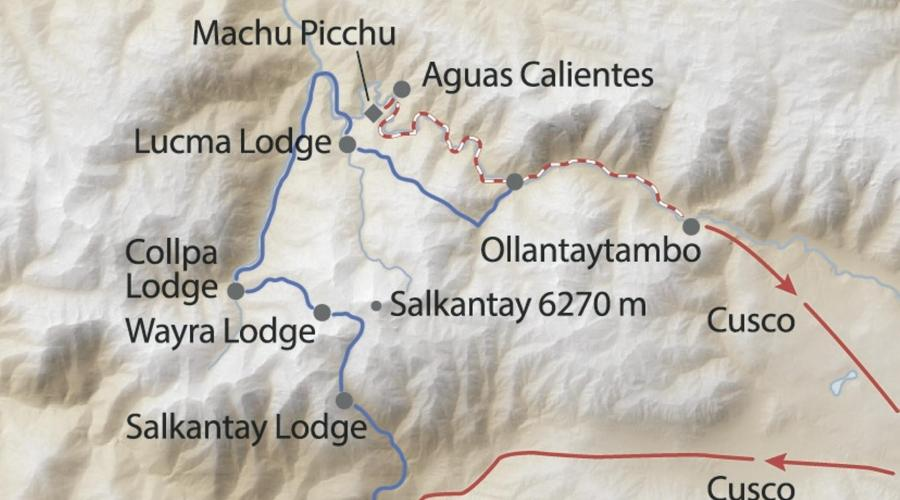 Route Lodge Trekking