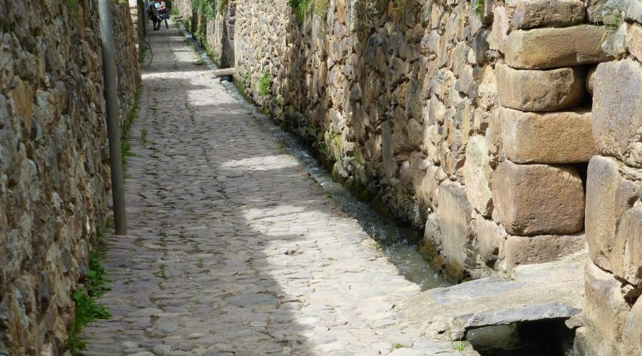 Stadt Ollantaytambo © Southern Sky Tours