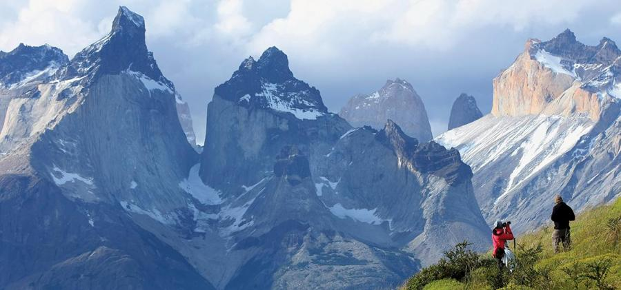 Torres del Paine-Nationalpark in Chile