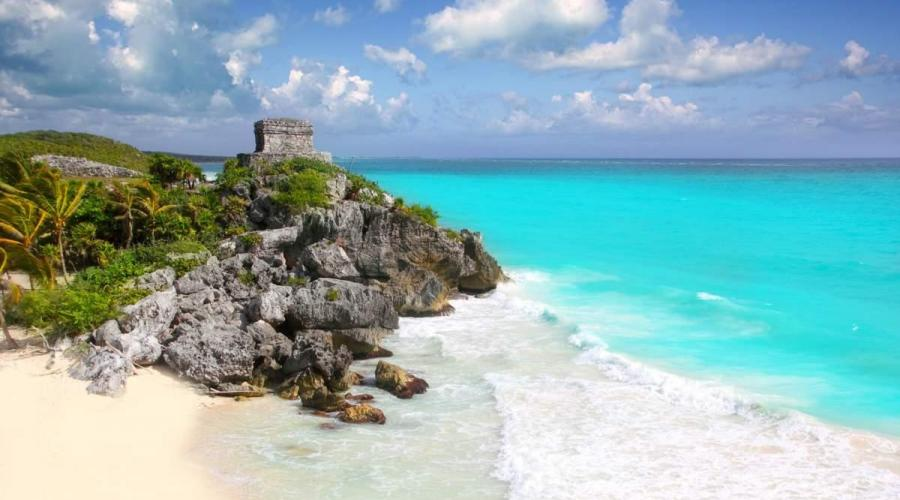 Tulum in Traumlage