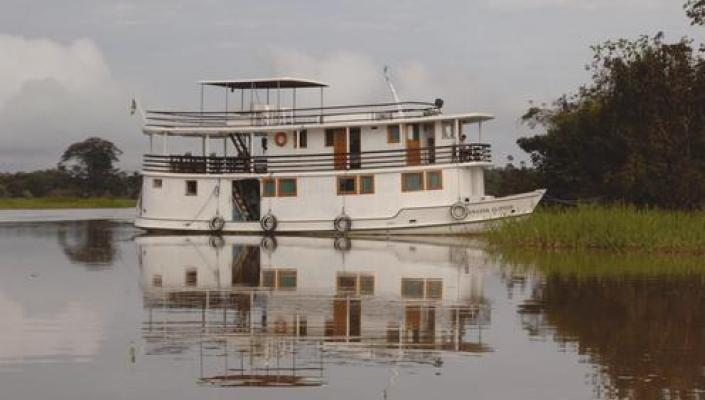 Amazonas, Amazon Clipper